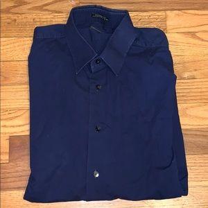 Express men's dress shirt size L